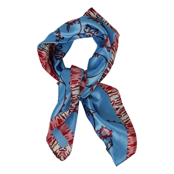 Picture of Mini scarf Ester, turquoise