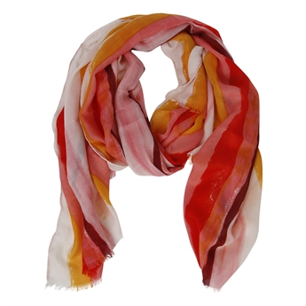 Picture of Scarf Vera, red