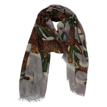 Picture of Scarf Amelie, grey mix