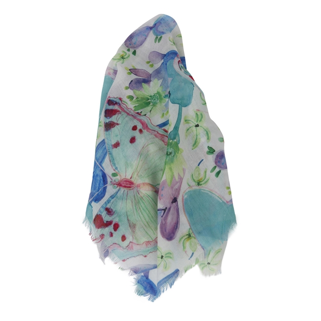 Picture of Mini scarf Livia, mix