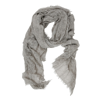 Picture of Scarf Ines, grey