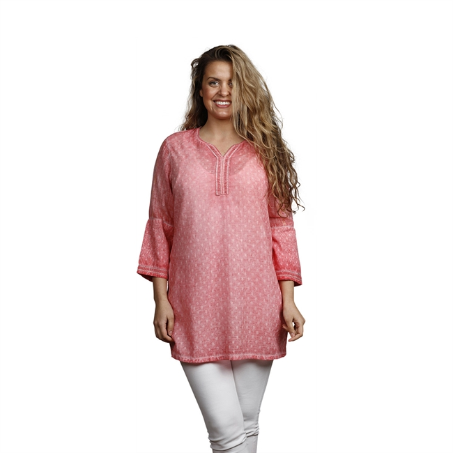 Picture of Tunic Tracey, size Xtra Large 1235432, coral