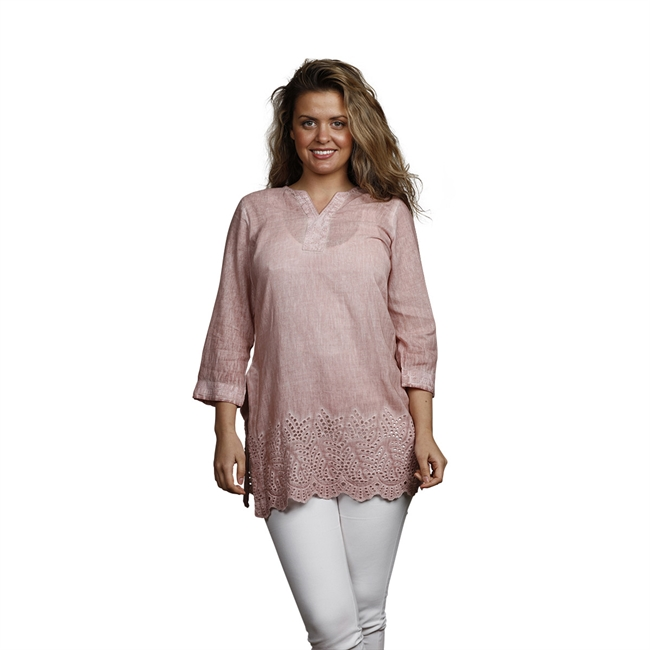 Picture of Tunic Sara, size Xtra Large 1236430, pink