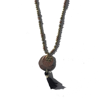 Picture of Necklace Brielle, nature