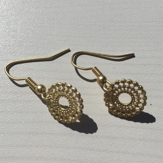Picture of Earring Lovisa, gold