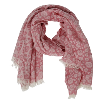 Picture of Scarf Jade, red/pink