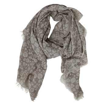 Picture of Scarf Jade, beige