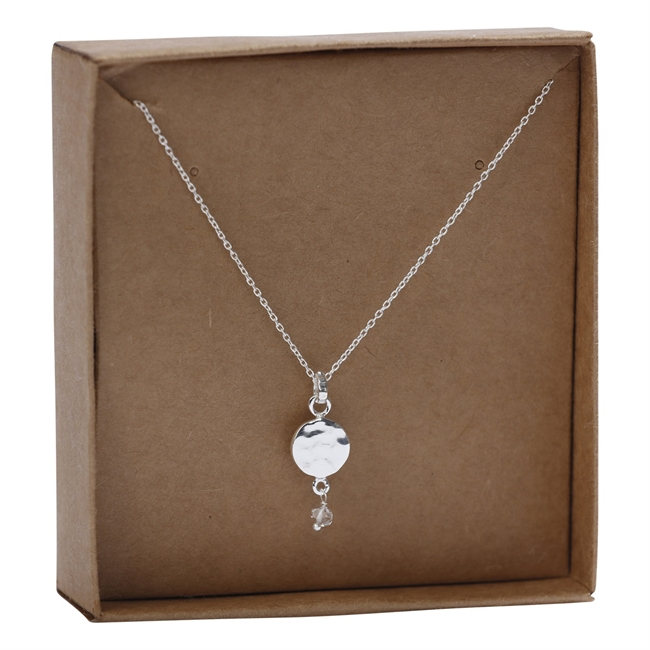 Picture of Necklace Adele, silverp