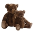 Picture of Small bear Chaddi, brown