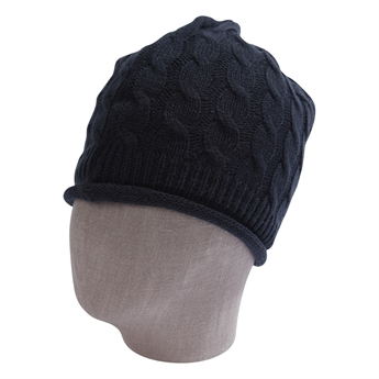 Picture of Beanie Fiona, dk blue