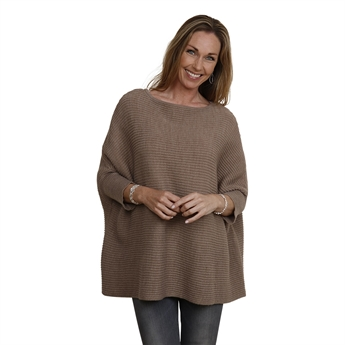 Picture of Poncho Nora, beige