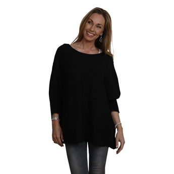 Picture of Poncho Nora, black