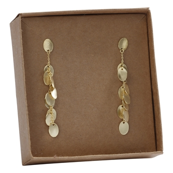 Picture of Earring Bianca, goldp