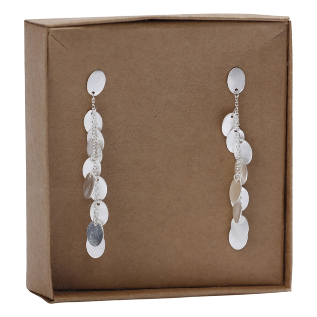 Picture of Earring Bianca, silverp