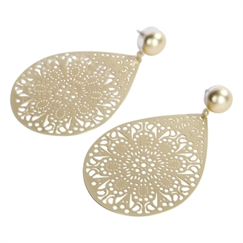 Picture of Earring Chica, gold