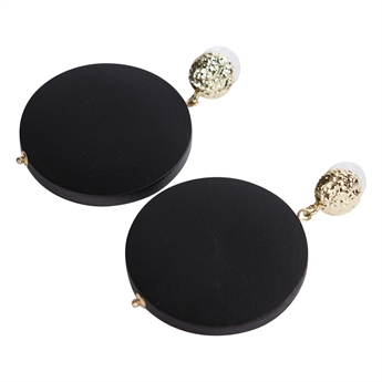 Picture of Earring Moca, black