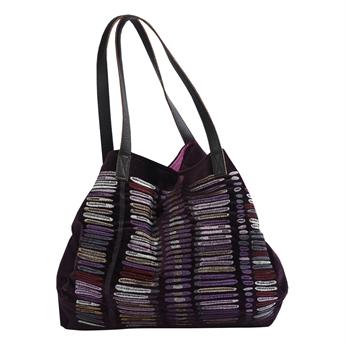 Picture of Shoulder bag Pia, purple