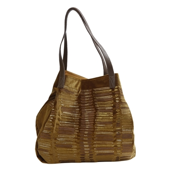 Picture of Shoulder bag Pia, mustard