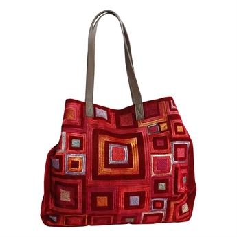 Picture of Shoulder bag Macy, burgundy
