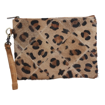Picture of Pouch Charlotte, leo-print