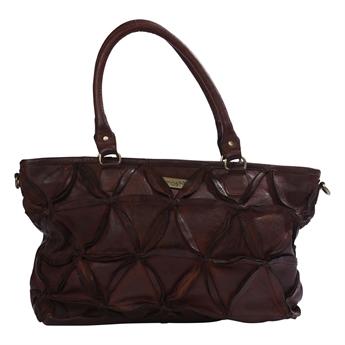Picture of Shoulder bag Sofia, dk brown