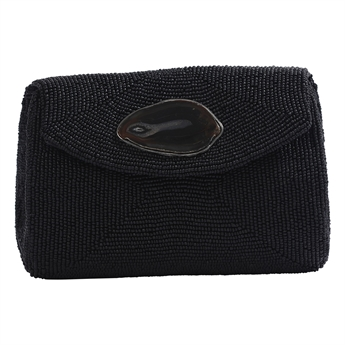 Picture of Clutch bag Sarah, black