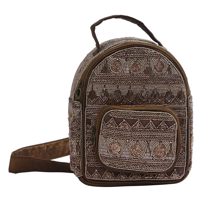 Picture of Back pack Elena, brown
