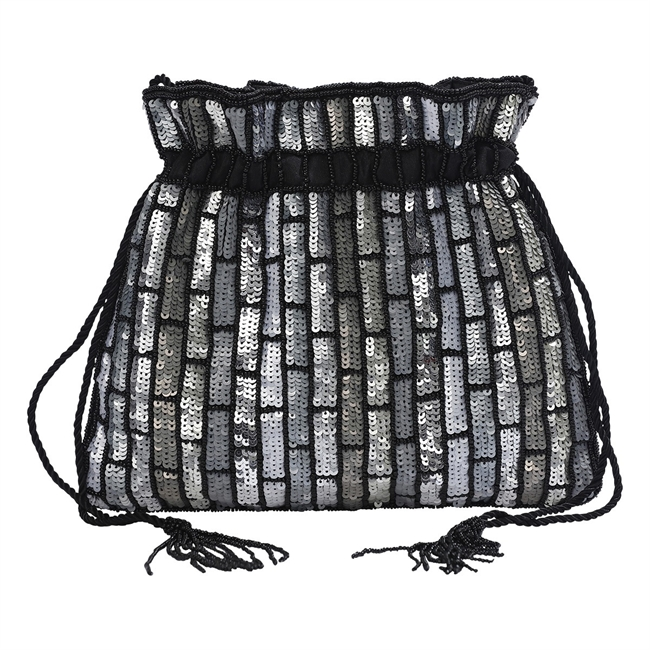 Picture of Handbag Ariana, grey