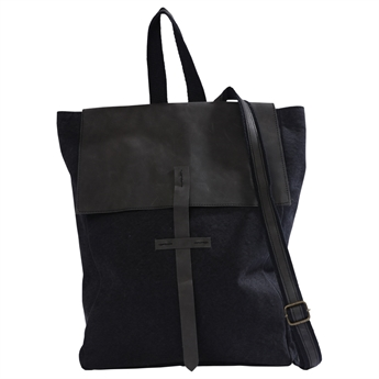 Picture of Back pack Tindra, denim.