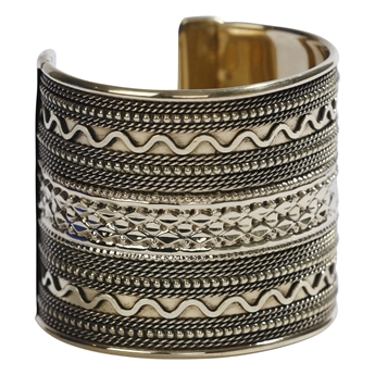 Picture of Bangle Isabel, gold