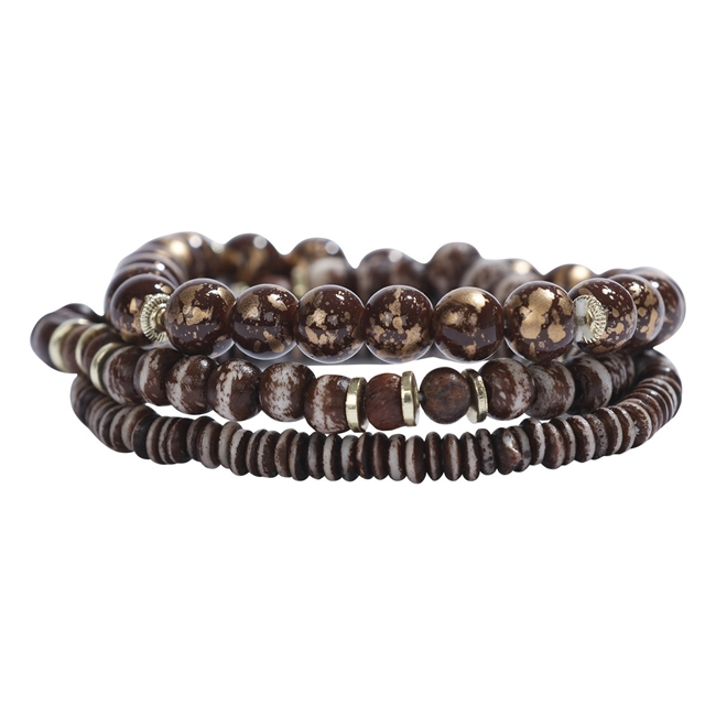 Picture of Bracelet Anastasia, brown
