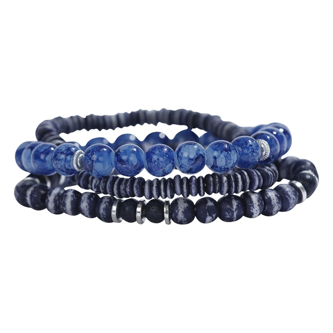 Picture of Bracelet Anastasia, navy
