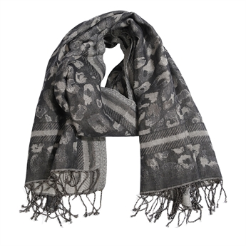 Picture of Scarf Nora, grey mix