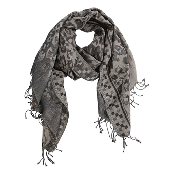 Picture of Scarf Lily, grey mix