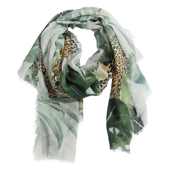 Picture of Scarf Claire, beige mix