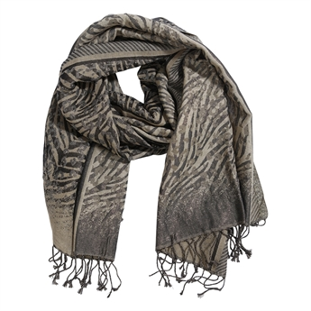 Picture of Scarf Riley, grey mix
