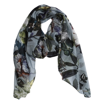 Picture of Scarf Sadie, grey