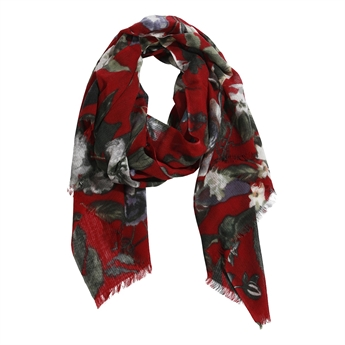 Picture of Scarf Emilia, red