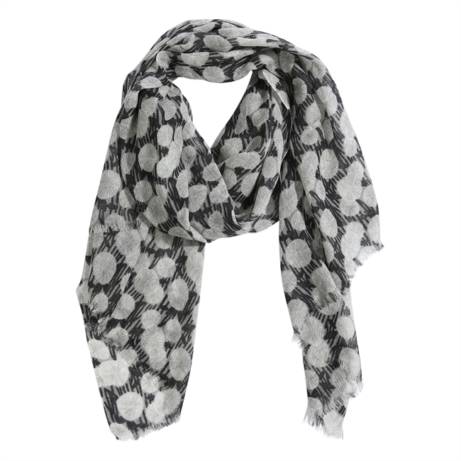 Picture of Scarf Piper, grey