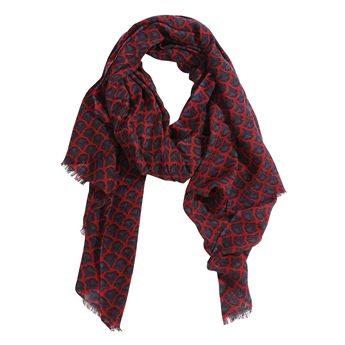 Picture of Scarf Maya, red