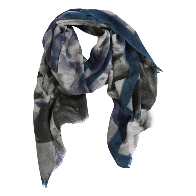 Picture of Scarf Nova, midnight blue