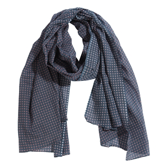 Picture of Parero/scarf Jasmine, navy