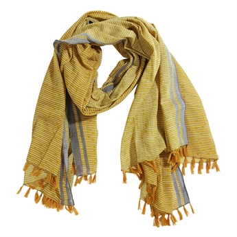 Picture of Parero/scarf Eliza, mustard