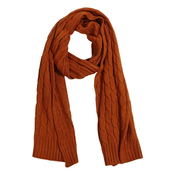 Picture of Scarf Fiona, rusty