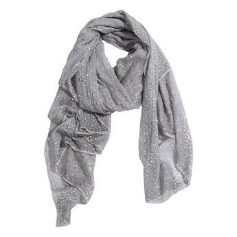 Picture of Scarf Chloe, lt grey