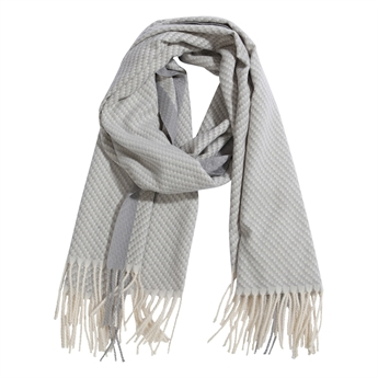 Picture of Scarf Alexandra, grey