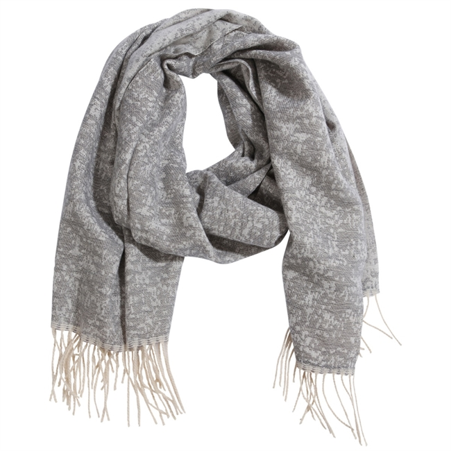Picture of Scarf Rose, grey