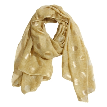 Picture of Scarf Eliza, mustard