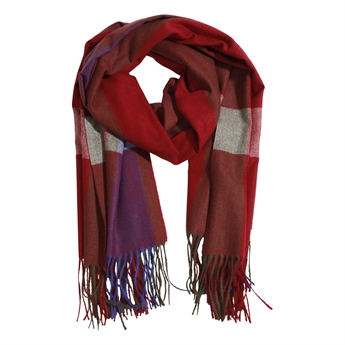 Picture of Scarf Lyla, red mix