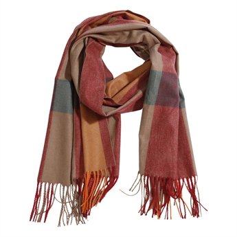Picture of Scarf Lyla, beige mix